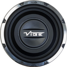 "VIBE BLACKAIR12S-V6: Blackair 12"" Super Slim Component Subwoofer"