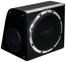 Vibe BlackAir Compact Passive Radiator Bass Enclosure 1500w Peak