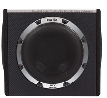 "Vibe BlackAir PASSIVE RADITOR 8"" WITH WOOFER"