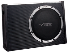 Vibe BlackAir Ultra Shallow Passive Radiator Bass Enclosure 900w Peak