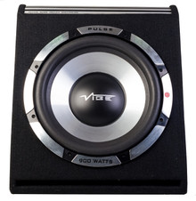 "Vibe PULSE: Vented 12"" Active Enclosure"