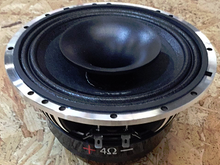Vibe BlackDeath Pro 6F Full Range Driver Pro Audio Speaker With Horn