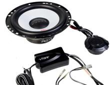 "Vibe PULSE 6.5"" component speaker: PULSE6C-V4"