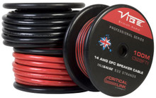 Vibe 14 Gauge pro speaker OFC cable