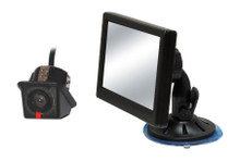 CK-UNI-01 Universal Push Fit Rear Camera and Monitor Kit