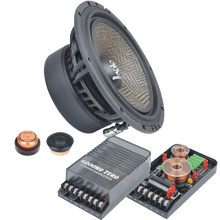 GZUC 650SQX 165 mm / 6.5″ 2-way component speaker system