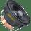 GZUF 60SQX 60 mm / 2.36″ sound quality full range speaker