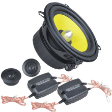 GZTC 130 130 mm / 5″ 2-way component speaker system
