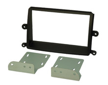 50-887 Mitsubishi L200 - Without Original Monitor Double Din Facia Kit