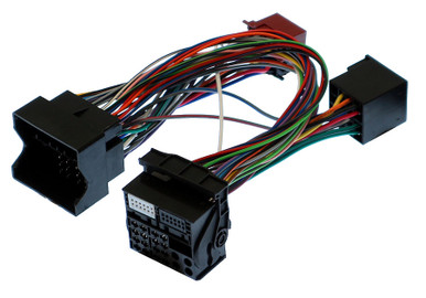 10-565 BMW Quadlock ISO Cable with 24 Wire Extension
