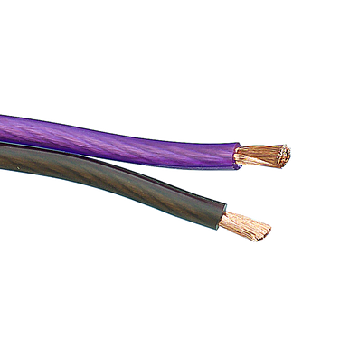 BASSFACE PSC10.2 10AWG 6mm Pure OFC Speaker Cable 525 Strand