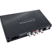 GROUND ZERO GZDSP 4-8X (8 Channel Digital Signal Processor) - Main View