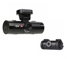 QVIA / Lukas V 790 2-channel Dashcam with HD Rear Camera with GPS