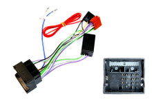 20-254 Audi Quadlock harness for rear and fully amplified cars, (Requires hardwiring of  ignition feed)
