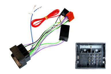 20-254 Seat Exeo (3R5) 2009> Quadlock harness for rear and fully amplified cars (Requires hardwiring of  ignition feed)