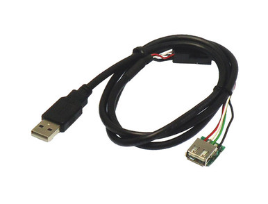 24-257 VW T6 2015> USB Port Retention Cable