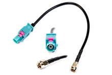 21-022 Fakra Male to SMA Male Antenna Adapter