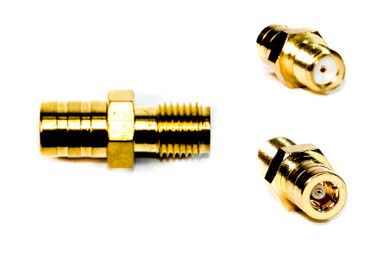 21-041 SMA Female to SMB Female Aerial Connector Adapter