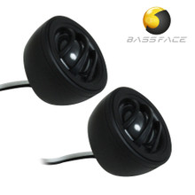 "BASS FACE BLACKSPLC.1T 1"" 25mm 4 Ohm Silk Neodymium Dome Tweeter (Pair Of) - Main View"