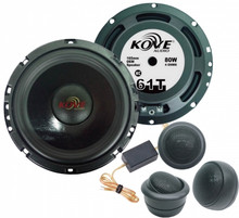 "KOVE KC61T 2-way Component Set 6.5"" (16.5cm)"