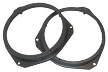 "40-0723-165 Alfa Giulietta & Mito 6.5"" (165 mm) Front/Rear Speaker Adapter Panels"