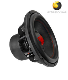 """BASS FACE RED15.4 15"""" 38cm 2x2Ohm DVC Subwoofer 2500w RMS"""