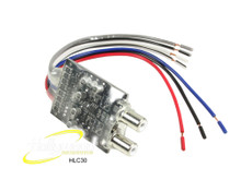 Hollywood Premium High to Low Converter - 2 Channel (Auto Turn On/Off) SMD Installer Version