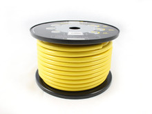 Hollywood CCA 4 AWG POWER CABLE - YELLOW