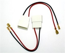 ISO Speaker Cable Adapters - FORD C-MAX, Fiesta Mk7, S-MAX