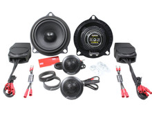 "u-Dimension EL Comp 4B (2-way Component 4"") - BMW OEM Upgrade"
