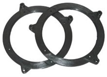 BMW 3 Series E46 Speaker Adapter - Front / Rear (130mm)