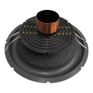 """Bass Face SPL12.2S Recone Kit ( 12"""" / 30cm Dual 4 Ohm ) - Rear View"""