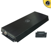 Bass Face DB1.4 Class D Monoblock Subwoofer 12v Power Amplifier 3000w RMS
