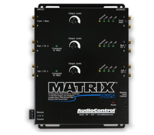 AudioControl Matrix Plus