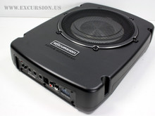 "EXCURSION PXA B8 - 8""/20cm Active Underseat Subwoofer"