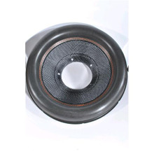 "PRESSED PAPER + FIBER GLASS CONE - 4"" VOICE COIL"
