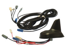 70-918K SHARK FIN Antenna for DAB, FM and GPS