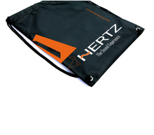 Hertz Drawstring Bag