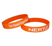 Hertz Rubber Bracelet