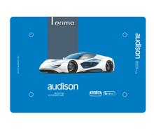 Audison Mouse Mat