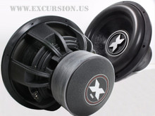 "EXCURSION XXX - 15"" Long Throw Subwoofer"
