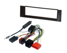 FK-110-IGN: Audi A4 B6 Single DIN Head Unit Fitting Kit - With CAN Ignition Interface