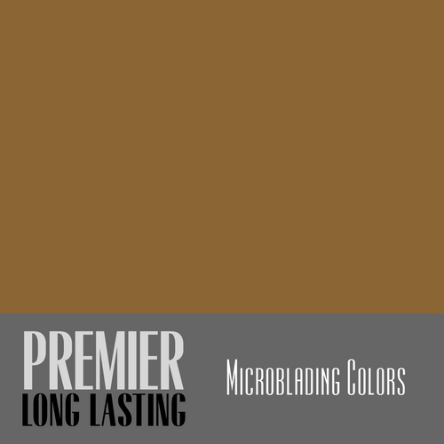 Terra Toffee Long Lasting Microblading Color