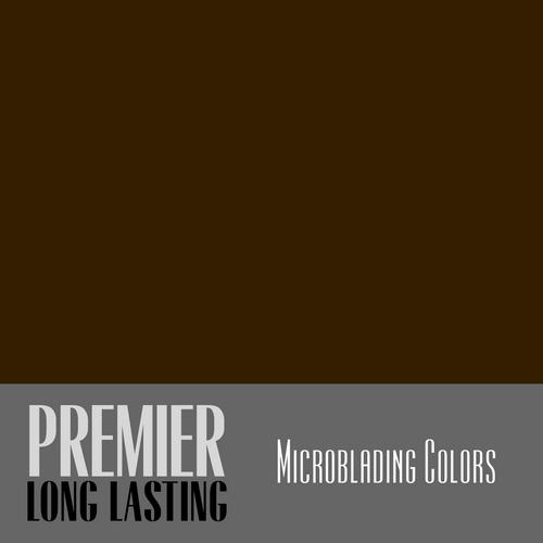 Warm Black Brown Long Lasting Eyebrow Color