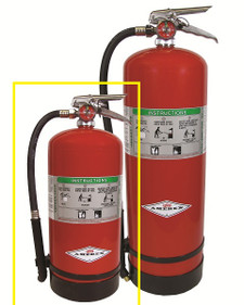 Amerex B260CG (6 liter) Wet Chemical Fire Extinguisher