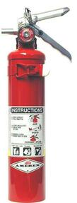 Amerex B417T (2 1/2 lb) ABC Multi-purpose Dry Chemical Fire Extinguisher