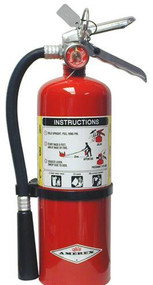 Amerex B461 (6 lbs) ABC Multi-Purpose  Dry Chemical Fire Extinguisher