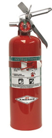 Amerex B355T (5 lbs.) Halon 1211  Fire Extinguisher