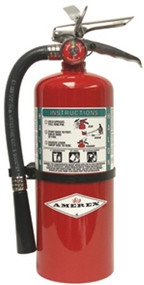 Amerex B369 (9 lbs.) Halon 1211  Fire Extinguisher