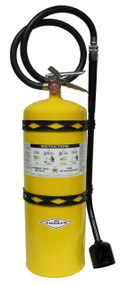 Amerex B570 (30 lbs.) Class D Sodium Chloride Fire Extinguisher